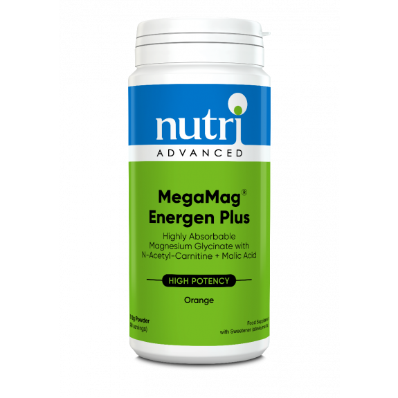 MegaMag Energen Plus Orange Magnesium Powder