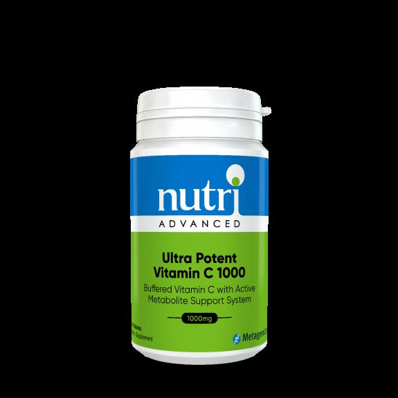 Ultra Potent Vitamin C 1000 90 Tablets