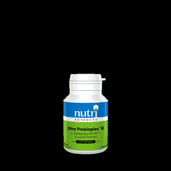 Ultra Probioplex IB 30 Probiotic Capsules