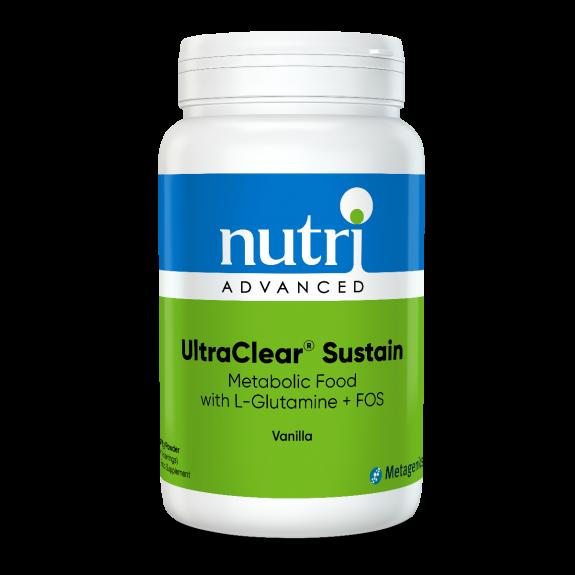 UltraClear Sustain (Vanilla) 784g (14 Servings)