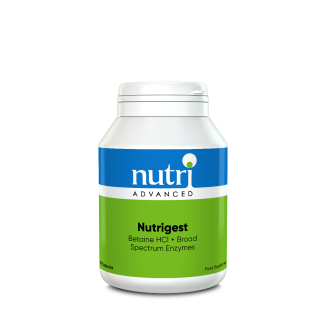 Nutrigest Digestion Capsules - 90 Capsules