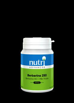 Berberine 250 60 Capsules