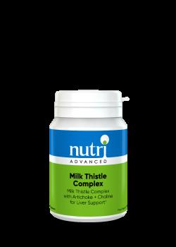 Milk Thistle Complex 60 Capsules