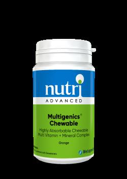 Multigenics Chewable 90 Tablets