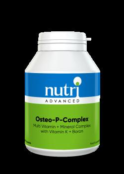 Osteo-P-Complex 120 Capsules