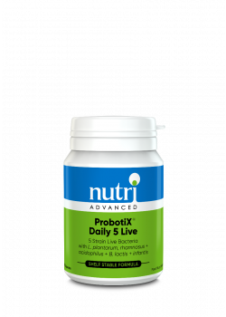 ProbotiX® Daily 5 Live Probiotic - 30 Capsules
