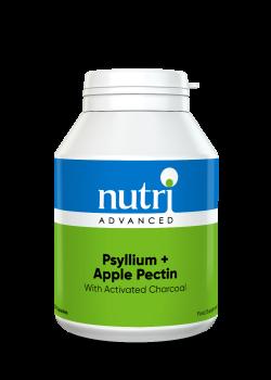 Psyllium + Apple Pectin 100 Capsules