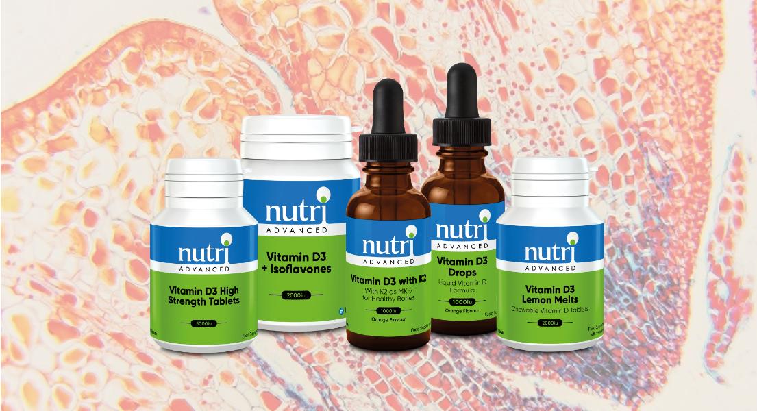 Why Choose Nutri Advanced Vitamin D?