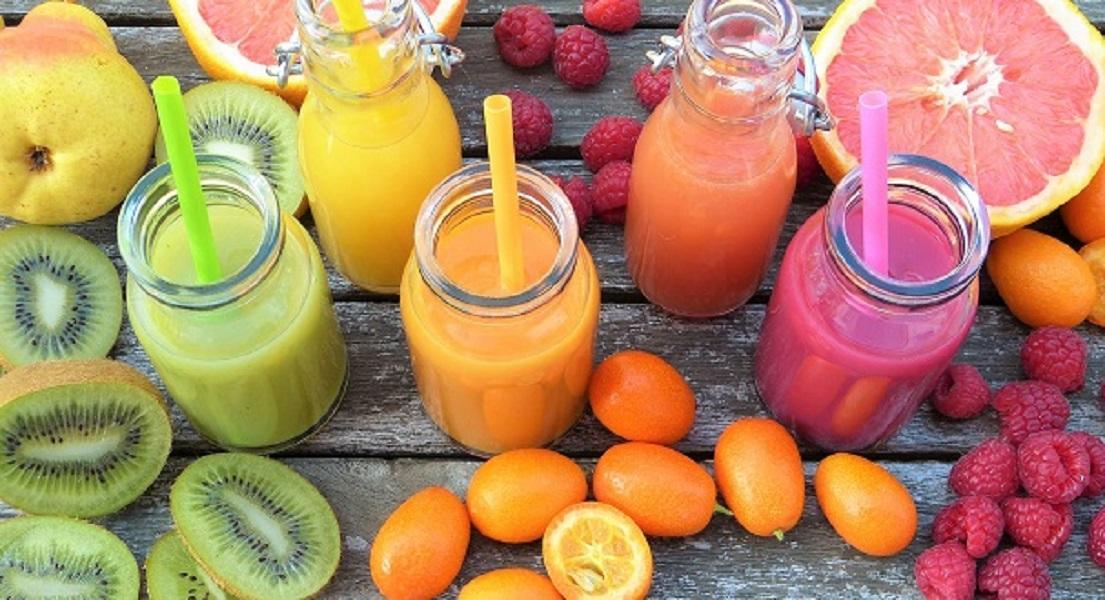 Increase Your Fruit & Veg Intake By Juicing!