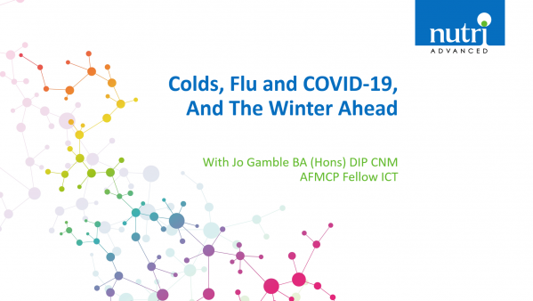 Colds, Flu and COVID-19, And The Winter Ahead