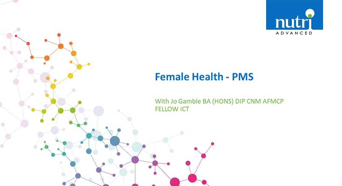 Female Health - PMS