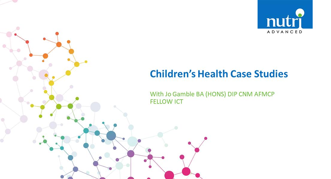 Children's Health Case Studies
