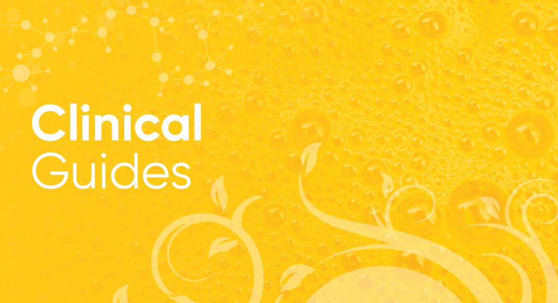 Clinical Guide - Probiotics