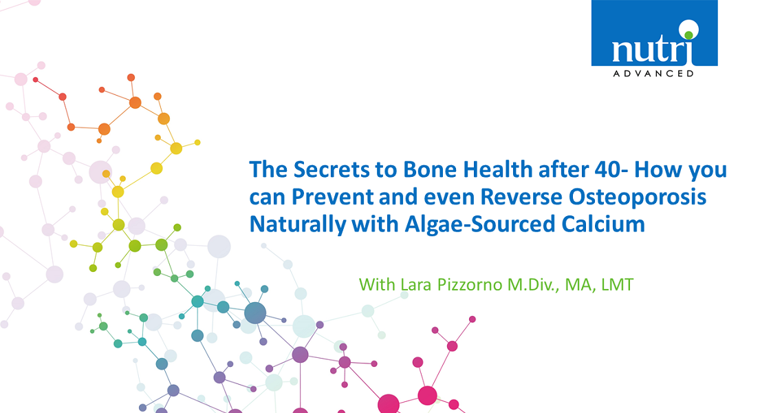 The Secrets to Bone Strength after 40