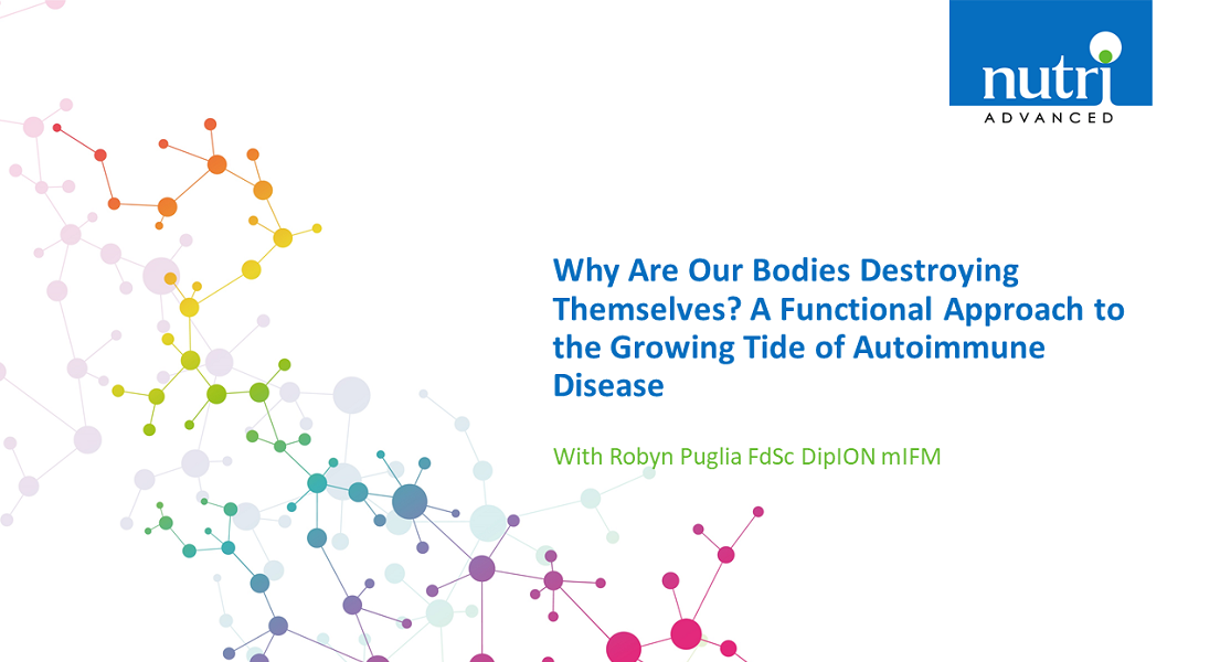 Why Are Our Bodies Destroying Themselves? A Functional Approach to the Growing Tide of Autoimmune Disease