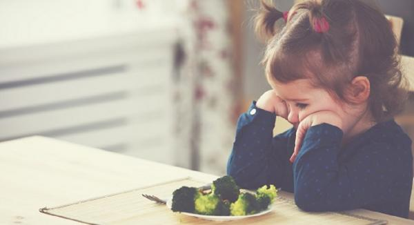 The Psychology Behind Fussy Eating