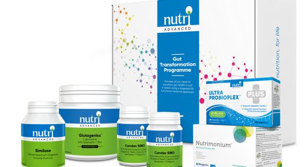 6 Week Gut Transformation Programme