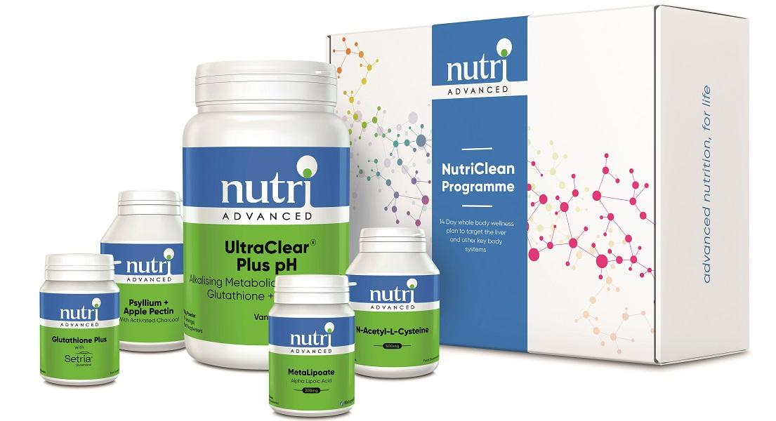 NutriClean: The Best-Selling Liver Reset Programme