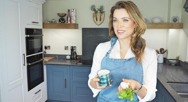 Gut Health Recipes / Amanda Hamilton's Za'atar Roasted Salmon & More