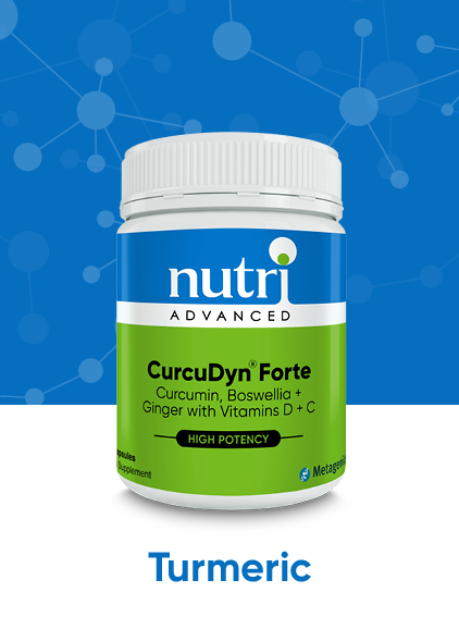 Turmeric Supplements Range